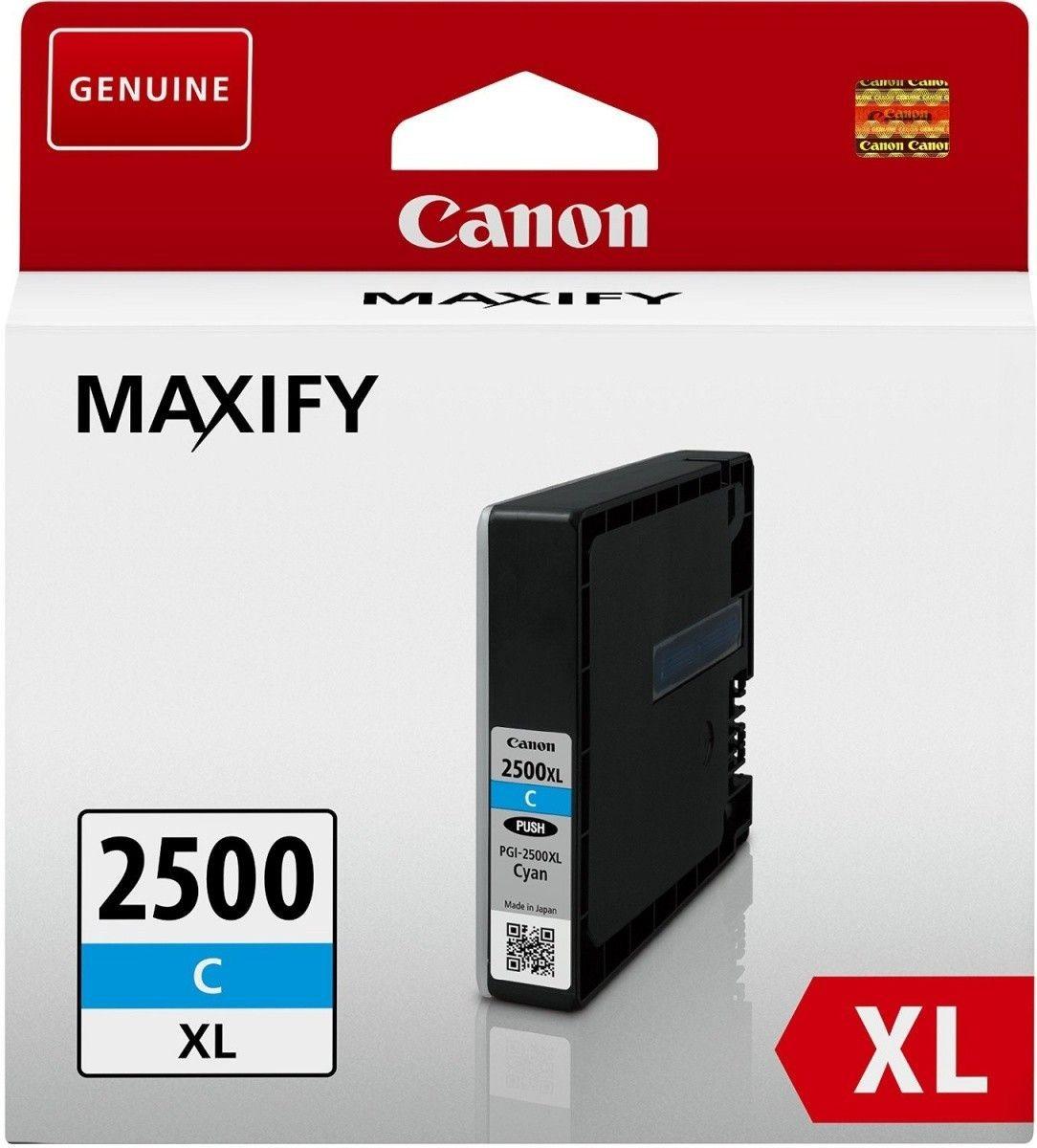 Canon Tusz PGI2500XLC cyan MB5050, MB5350