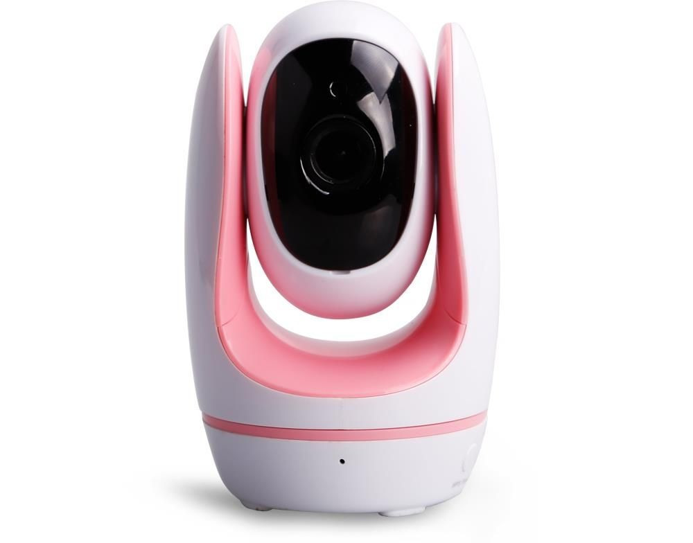Foscam elektroniczna niania - kamera IP FOSBABY-PINK WLAN 2.8mm H.264 720p P2P