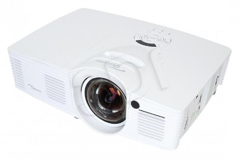 Optoma Projektor GT1070X DLP 1920x1080 2600ANSI lumen 23000:1