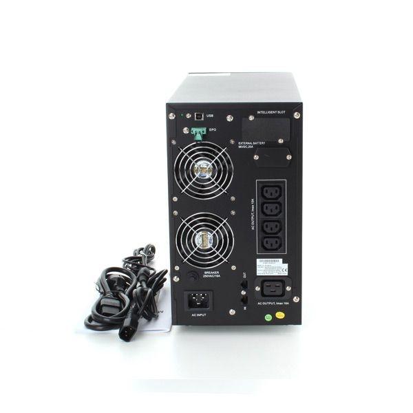 G-TEC UPS ZP120N-2K;2000/1600(12V/7Ah)