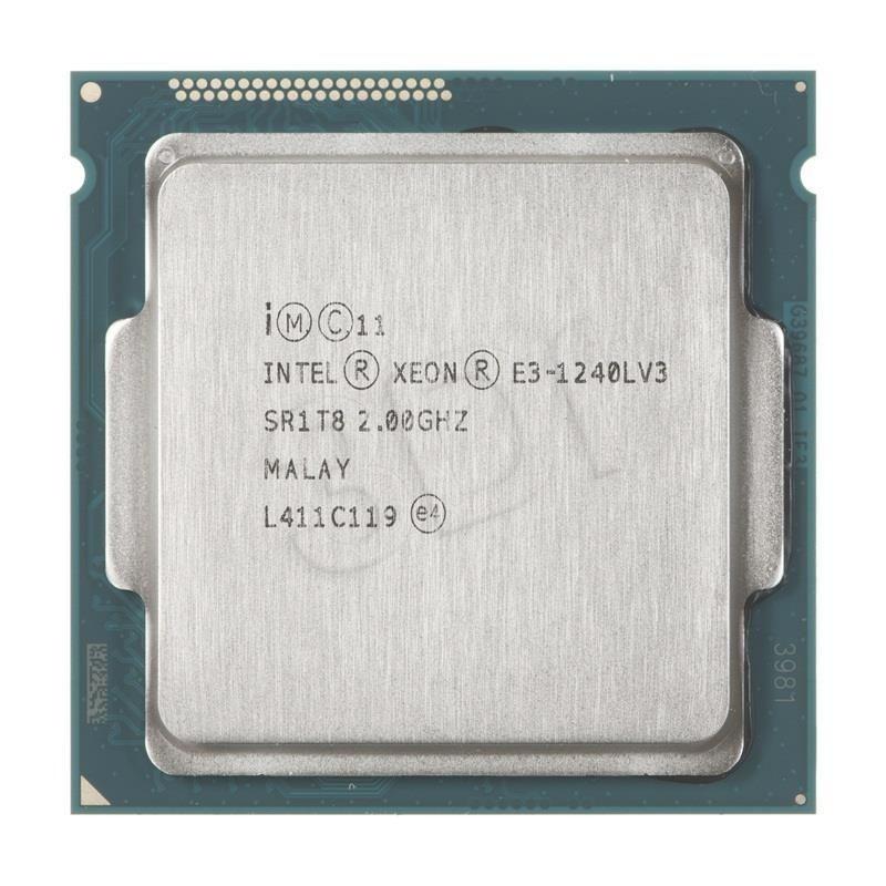 Intel Procesor Xeon E3-1240LV3 2000MHz 1150 Oem