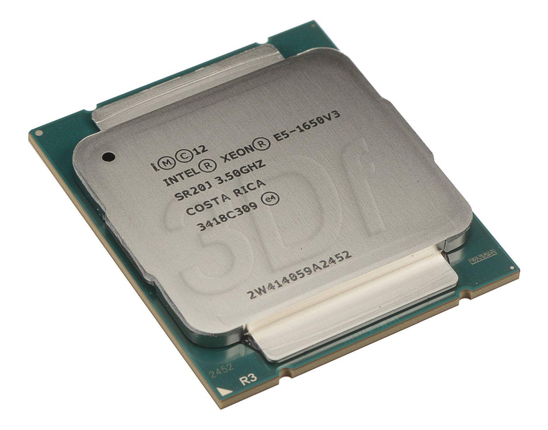 Intel Procesor Xeon E5-1650 V3 CM8064401548111 937034 ( 3500 MHz (min) ; 3800 MHz (max) ; LGA 2011-3 ; OEM )