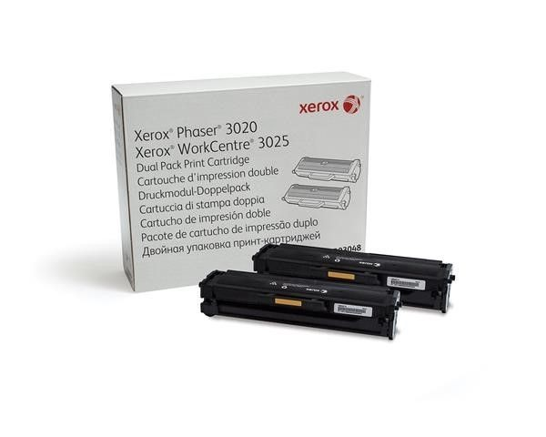 Xerox Toner black | 3 000str | Phaser 3020/WorkCentre 3025