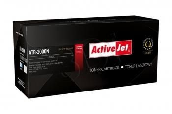 ActiveJet Toner ActiveJet AT-2000N | Black | 2500 str. | Brother TN-2000