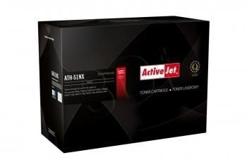 ActiveJet Toner ActiveJet ATH-51NX | Black | 14000 str. | HP Q7551X