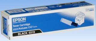 Epson toner czarny do AcuLaser CX21N/NFC/NFT (4500str)