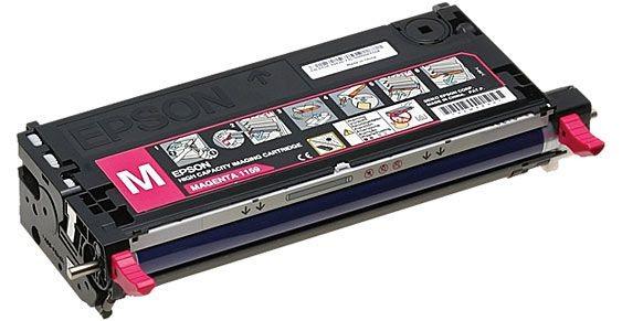 Epson toner magenta o wyższej wydajności do AcuLaser C2800DN/DTN/N