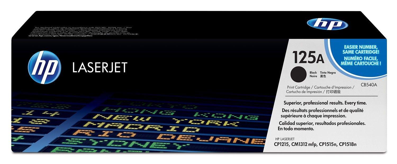 HP Toner HP 125A black | 2200str | Color LaserJet CP1215
