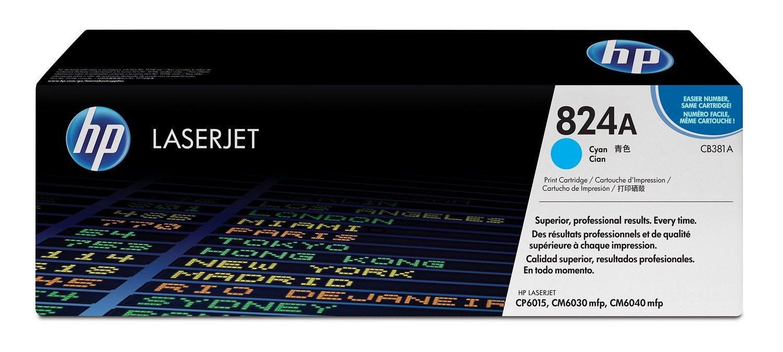 HP Toner HP cyan | 21000str | CP6015