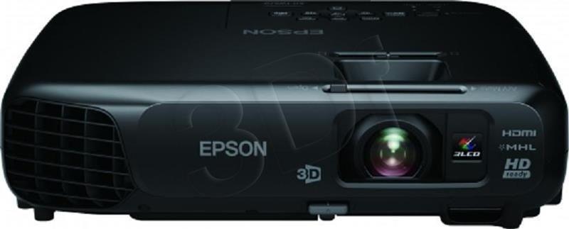 Epson Projektor TW570 ( 3LCD ; 1280x800 ; 2000 ANSI