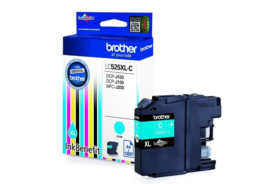 Brother TUSZ DCP-J100/J105 CYAN1.3K /LC525XL-C