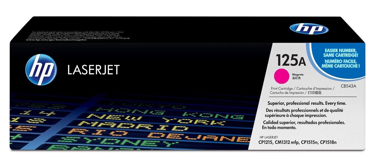 HP Toner HP 125A magenta | 1400str | Color LaserJet CP1215