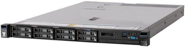 IBM x3550M5 E5-2630v3 8C 8GB 2x550W 2x300GB M5210(1GB) 5463E3G