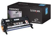 Lexmark toner black (10000str, X560)