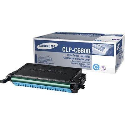 Samsung Toner cyan CLP-C660B | 5 000str | CLP-610/CLP-660/CLX-6200