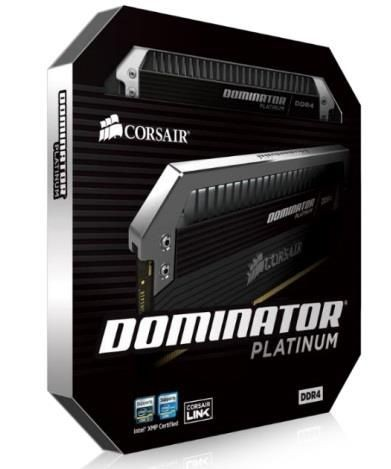 Corsair Dominator Platinum 4x8GB 2666MHz DDR4 CL16 Unbuffered 1.2V
