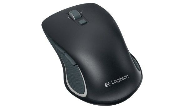 Logitech Wireless Mouse M560 czarna, WER