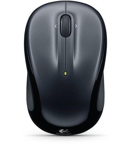 Logitech mysz bezprzewodowa M325 Dark Silver WER