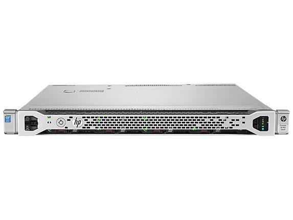 HP DL360 Gen9, E5-2620v3, 2x300GB P440ar/2GB FBWC 4x1GbE 16GB DVD-RW, 1x500W