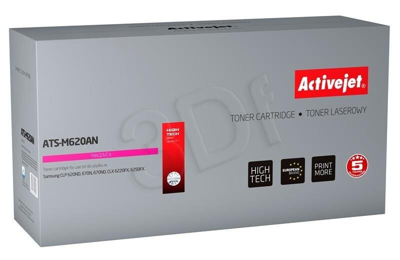 ActiveJet Toner ActiveJet ATS-M620AN | Magenta | 4000 pp | Samsung CLT-M5082L
