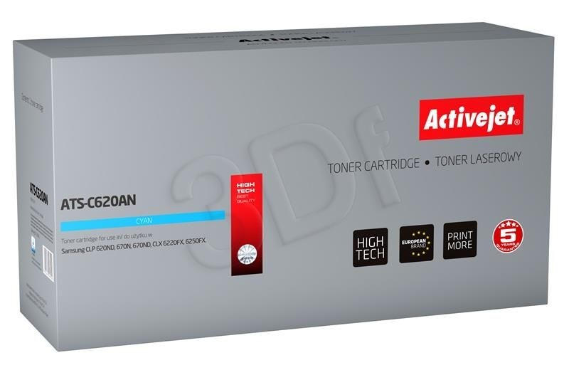 ActiveJet Toner ActiveJet ATS-C620AN | Cyan | 4000 pp | Samsung CLT-C5082L