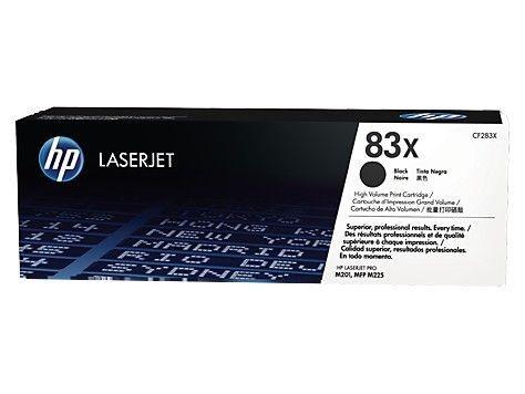 HP Toner HP 83X Black | LaserJet Pro M201/M225