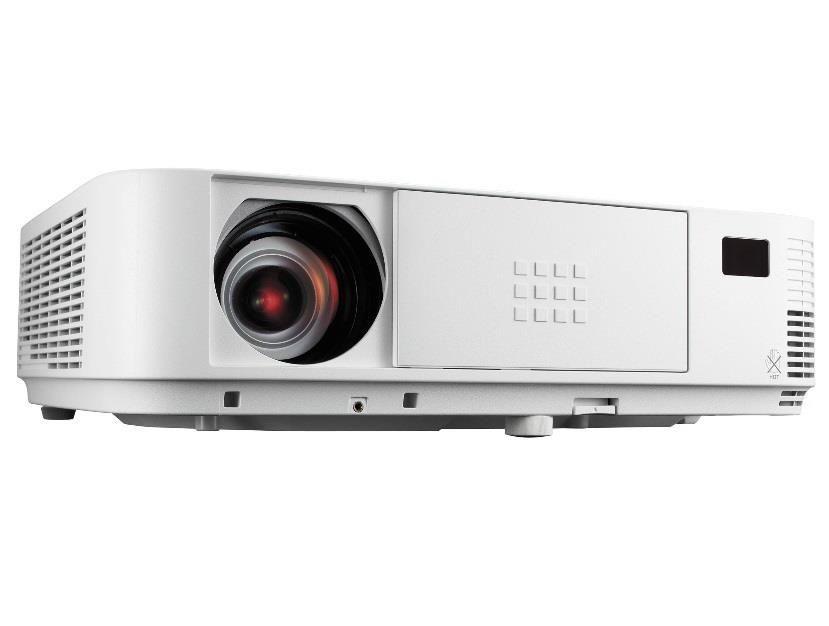 NEC Projector M322X (XGA, 3200lm, 10000:1)