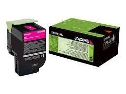 Lexmark Toner 80C2XME 4K magenta CX510de/dhe/dthe