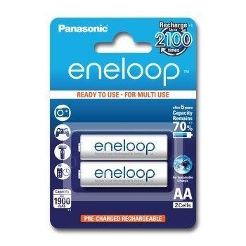 Panasonic ENELOOP AA 1900 mAh 2100 CYKLI 2SZT