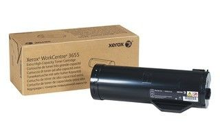 Xerox Toner black | 25 900str | WorkCentre 3655