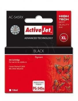 ActiveJet Tusz ActiveJet AC-545RX | Czarny | 18 ml | Canon PG-545XL