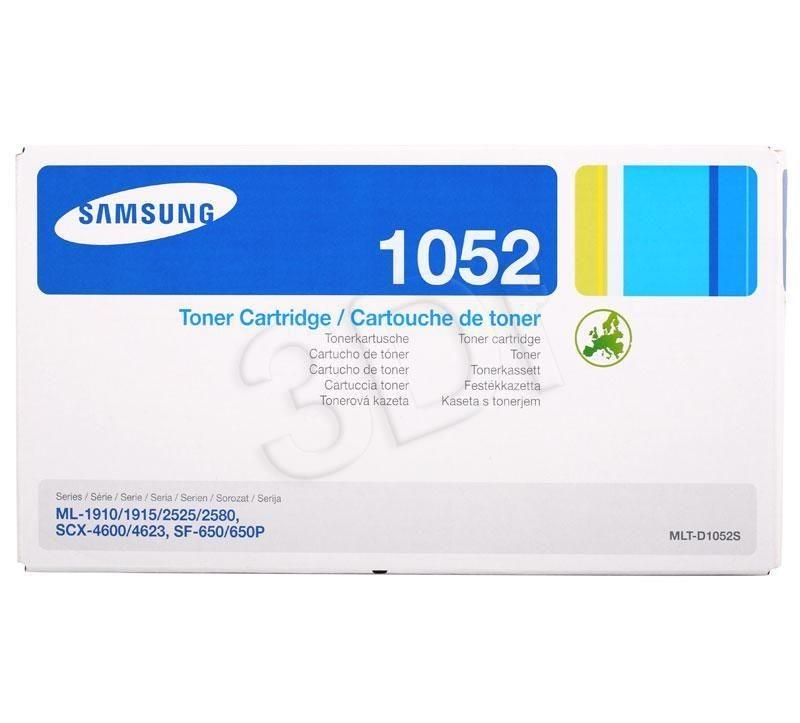 Samsung Toner Samsung czarny MLTD1052S=MLT-D1052S 1500 str.