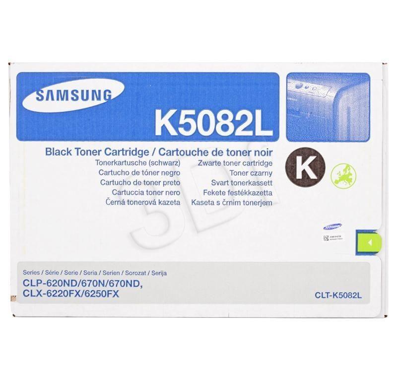 Samsung Toner CLT-K5082L CLT-K5082L/ELS