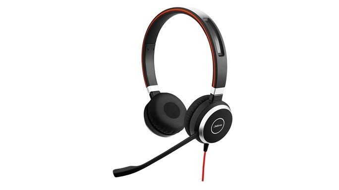Jabra Evolve 40 Duo MS