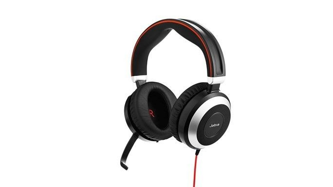 Jabra EVOLVE 80 MS Stereo USB MS
