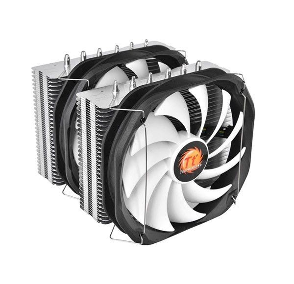 Thermaltake Chłodzenie CPU - Frio Extreme Silent (2x140mm Fan, TDP 240W)