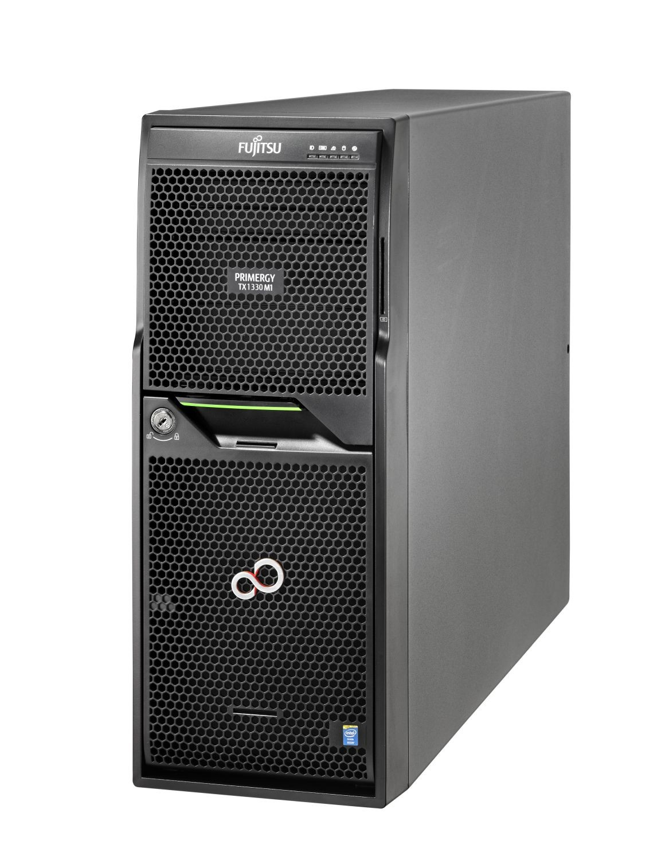 Fujitsu TX1330M1 E3-1220v3 8GB 2x1TB 1Y LKN:T1331S0004PL
