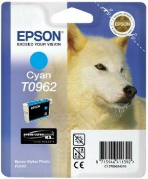 Epson wkład atramentowy cyan do Stylus Photo R2880