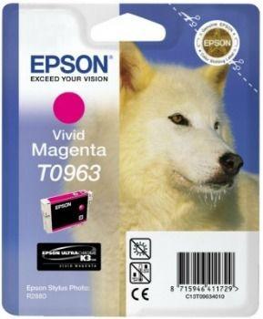Epson wkład atramentowy Vivid magenta do Stylus Photo R2880