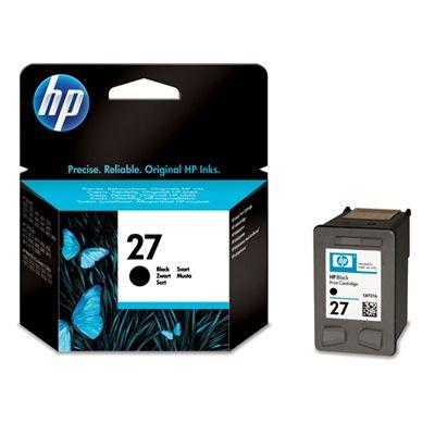 HP wkład atramentowy black do DJ 3325, 3420, 3550