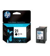 HP wkład atramentowy black No. 21 do HP Deskjet 3920, 3940, D1360, D2360, F380