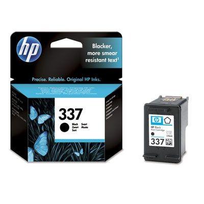 HP Atrament No 337 Ink Cart/black 400sh