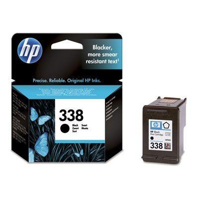 HP wkład atramentowy black No. 338 do DJ 5740,6540