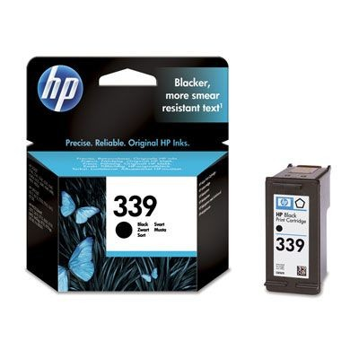 HP wkład atramentowy black No. 339 do DJ 5740,6540