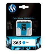 HP wkład atramentowy cyan No. 363 do HP Photosmart 8250, D7360