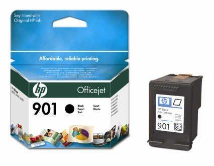 HP wkład atramentowy Ink Cart black No. 901 do OJ J4580