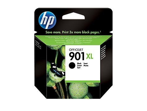HP wkład atramentowy Ink Cart black No. 901XL do OJ J4580