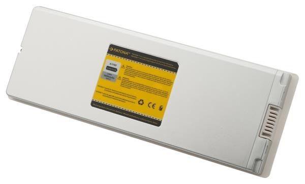 Patona Baterie Patona pro APPLE MacBook 13 5000mAh 11,1V, bílá