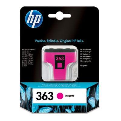 HP wkład atramentowy magenta No. 363 do HP Photosmart 8250, D7360