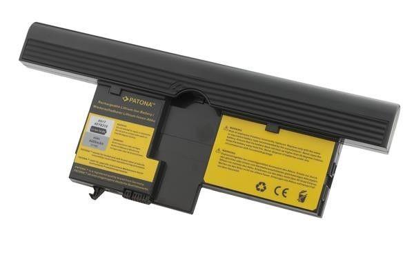 Patona Baterie Patona pro IBM Thinkpad X60 4400mAh Li-Ion 14,8V